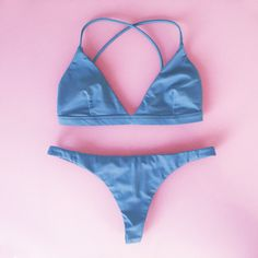 Barekini Eco Swimwear made recycled nylon project video thumbnail Bikini Bottoms, Bikini Tops, Sexy Bikini, Thong Bikini, Bikini For Curves, Fishnet, Bikinis, Swimwear, Recycling