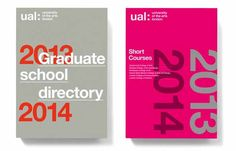 Brand Ual: University of the arts london
