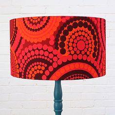 Bright Dots Lampshade - lamp bases & shades