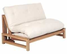 Futon company - in various colours. Good quality and matches the rocking chair.
