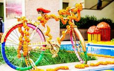 """Dear #grooms, you can chuck that """"ghodi"""" and ride a #bicycle to your #wedding maybe? ;)  #marriage #wedzo #happiness"""