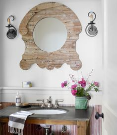 Bathroom  - CountryLiving.com