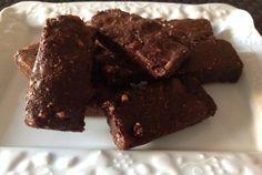 Brownies sans gluten ni lactose