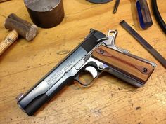 Heirloom Precision 1911 1911 Grips, 1911 Pistol, Colt 1911, Revolvers, Handgun, Firearms, Personal Defense, Self Defense, Weapons Guns