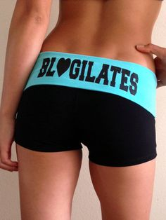 Blogilates Booty Shorts