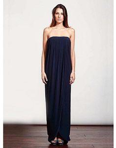 samantha eng The Pleated Wrap Dress