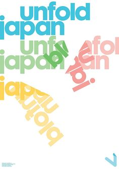 Unfold Japan —  Made Thought
