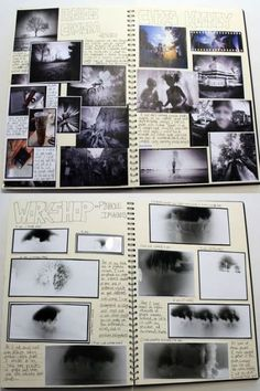 Photography Sketchbook Inspiration Artists 25 Trendy Ideas #photography