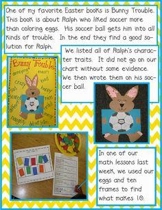 Golden Gang Kindergarten: Easter
