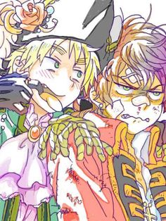 England and Spain - Hetalia<--- Arthur I swear to God... In truth this is about Sir Francis Drake vs. Spain.