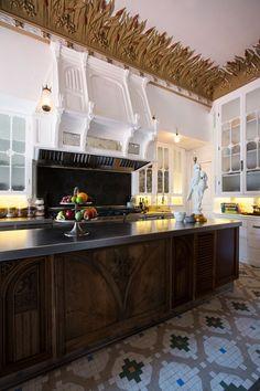Museo bello decoraci n de la casa tradicional valenciana pinterest casa tradicional - Disenador de interiores barcelona ...