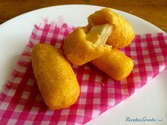 Croquetas de polenta con queso-               http://www.recetasgratis.net/receta-de-croquetas-de-polenta-con-queso-57123.html