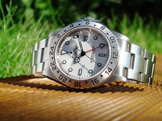 Welcome To RolexMagazine.com...Home Of Jake's Rolex World Magazine..Optimized for iPad and iPhone: Rolex Outdoor Shot of the Day