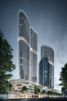 Gurner Submits $1.5bn Mixed-Use Scheme with Build-to-Rent Provision - TheUrbanDeveloper.com