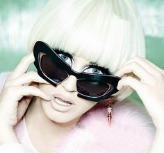 Katy Perry for Vogue Italia