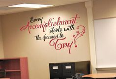 Education Discover Classroom walls - Every Accomplishment Wall Decal Classroom Quotes Classroom Walls Classroom Setup Classroom Design School Classroom Future Classroom Classroom Organization School Office School Fun Classroom Quotes, Classroom Walls, Classroom Setup, Classroom Design, Future Classroom, School Classroom, Classroom Organization, School Office, School Fun