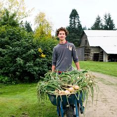 Visit Foxglove Farm on Salt Spring Island