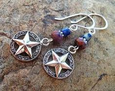 western earrings - Google Search