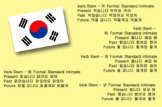 In every language verbs are essential to make up a sentence. In Korean, like any language, once you get your head around how they work, they won't be so hard anymore! You should learn how to read Korean before using this article. The verb...