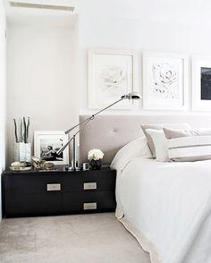 bedside table, Metropolitan Home, Kelly Hoppen