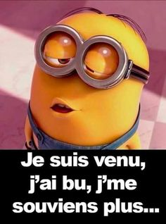 je me souviens plus. Silly Jokes, Jokes In Hindi, Minions Quotes, Wtf Funny, Powerful Words, Laughing So Hard, Funny Moments, Funny Posts, Funny Pictures