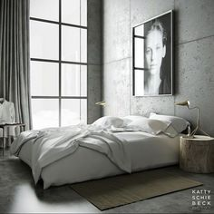 #industrial #bedroom