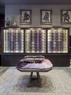 Joseph Abboud Flagship Store by Jeffrey Hutchison & Associates, New York City » Retail Design Blog