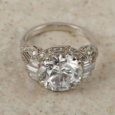 Estate Diamond Jewelry : Photo
