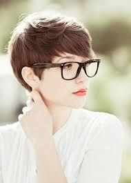 Image result for teen pixie cut