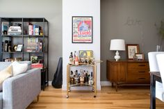 A Casual Contemporary Home in Downtown D.C. — House Tour