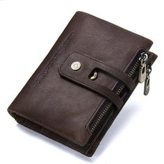 Men's Leather Multi-Functional Wallet Come Get Yours While It's Here