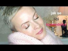 Jak na krásné líčení podle topmodelek - YouTube