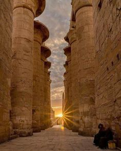 Travel and enjoy Egypt with the best Egypt travel agents. Egypt sunset, the tour operator in Egypt offers an extensive variety of tour packages. Egyptian Temple, Luxor Temple, Egyptian Pharaohs, Beau Site, Egypt Travel, Egypt Tourism, Photos Voyages, Ancient Architecture, Travel Photography
