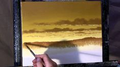 Time Lapse Speed Acrylic Painting Landscape Art By Tim Gagnon GagnonStudio