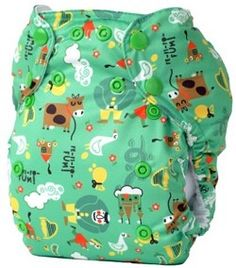 NEW Easy Fit One Size All In One Diaper by TotsBots
