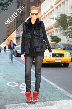 FashionModa Best Sneakers Style Street 49 ImagesFeminine lJ1TKFc