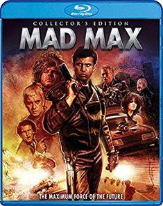 Amazon.com: Mad Max (Collector's Edition) [Blu-ray]: Mel Gibson, Joanne Samuel, Hugh Keays-Byrne, George Miller: Movies & TV
