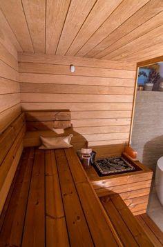 Soukromá rodinná sauna v Brně - Sauna. Saunas, Steam Room