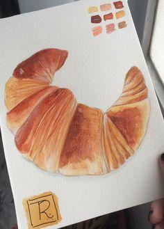 Croissant 🥐 by: Thais ribeiro