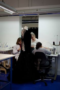 Ateliers couture Stephane Rolland 2010