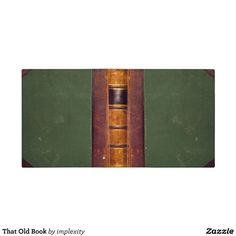 That Old Book Vinyl Binder