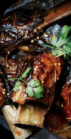 You need these citrus-and-chile braised short ribs. Now, if not sooner.