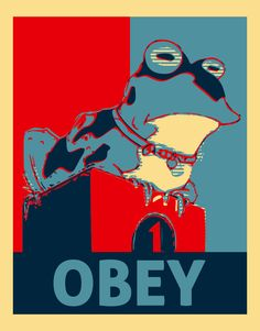 Hypnotoad for president!