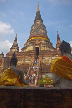 Ayutthaya #Thailand