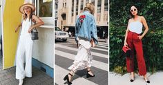 8 Fresh Outfits That
