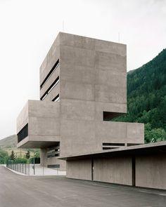 Bechter Zaffignani, Silz, Österreich, Kontrollzentrum