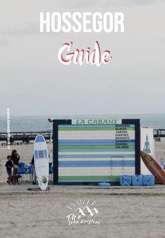 Mannen in half afgezakte wetsuits op slippers die met surfboard aan de kant van de weg proberen te liften. Hossegor ligt ten Noorden van Bayonn en Biarritz, in het zuid westelijke hoekje van Frankrijk. Het staat bekend als één van de mooiste surfstranden en wordt gezien als de Franse hoofdsMaar behalve surfen is er veel meer te doen in Hossegor. Bekijk de leukste bezienswaardigheden van Hossegor. Surf Travel, Surf Trip, Learn To Surf, France Travel, Guide, The Good Place, Places To Go, Surfing, How To Plan