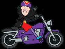 Beaker Bike! Jacqueline Wilson Books, Tracy Beaker, One Ticket, More Fun, Childrens Books, Minnie Mouse, Disney Characters, Fictional Characters, Author