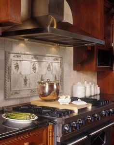 spanish tile Backsplash kitchen ideasFuture house wish list