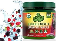 What is the best all natural organic pre workout product on the market in If you are interested in only clean pre workouts this article is for you Natural Pre Workout, Crossfit Diet, Coffee Cans, Berries, Organic, Health, Paleo, Food, Health Care
